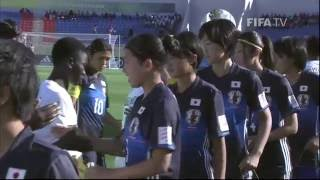 Match 8: Ghana v Japan - FIFA U-17 Women's World Cup 2016