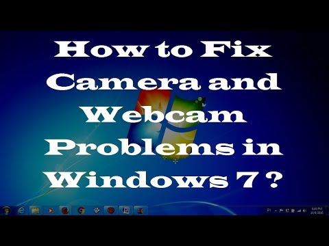 How To Fix Camera And Webcam Problems In Windows