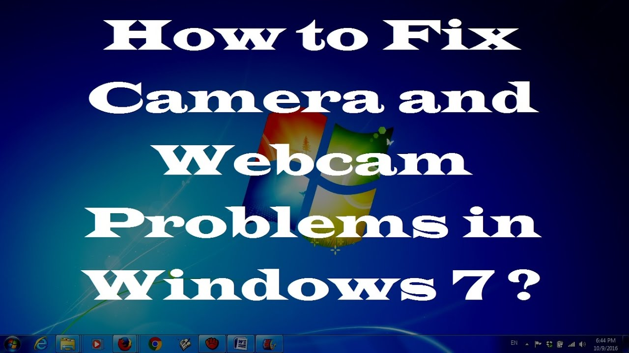 free download iball web camera software for windows 7