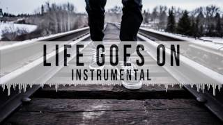 Life Goes On - Hard Story Telling Rap Instrumental Beat 2017 Video
