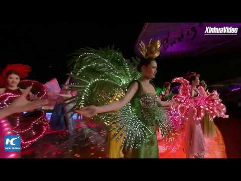 LIVE: Opening ceremony of Beijing horticultural expo 2019