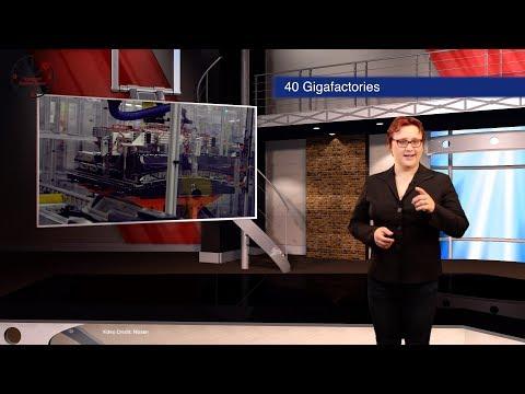 FF Factory Shelved, Model 3 Prep, Lucid Air Record  -- TEN Future Car News 14/7/2017