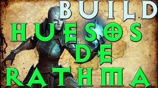 Diablo 3   Build de Nigromante , Set de Rathma   Guia de Diablo 3  