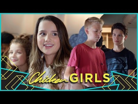 "CHICKEN GIRLS 2 | Annie & Hayden in ""Thyme"" 
