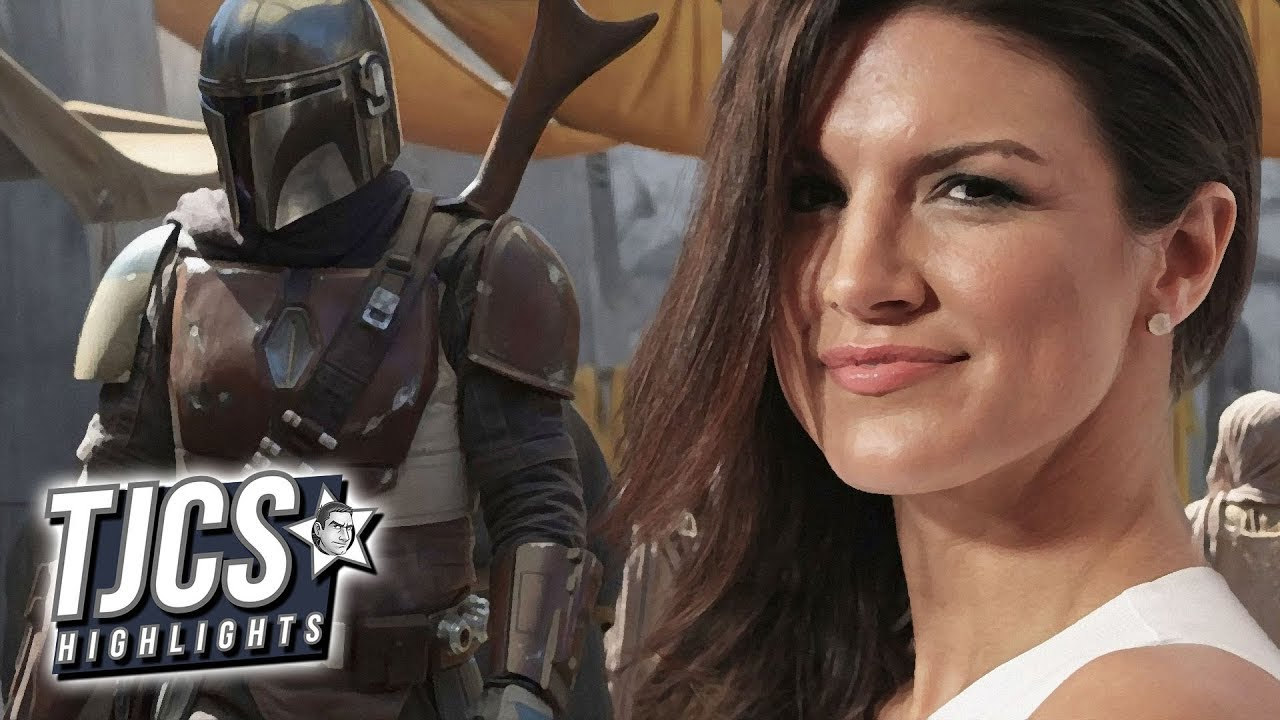 Why The Mandalorian Star Gina Carano Thought She Was Playing ...