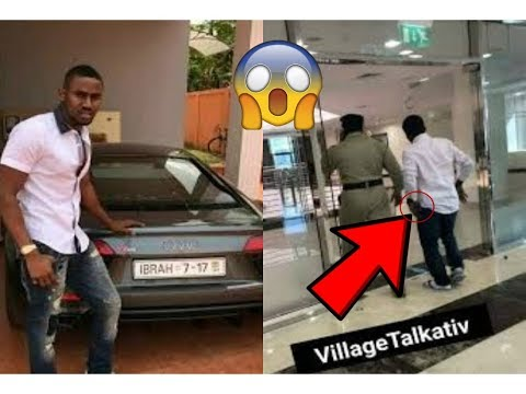(SHOCKING) Ibrah1 provides proof that Ghana Police is lying to us on Nana Appiah Mensah  in Dubai