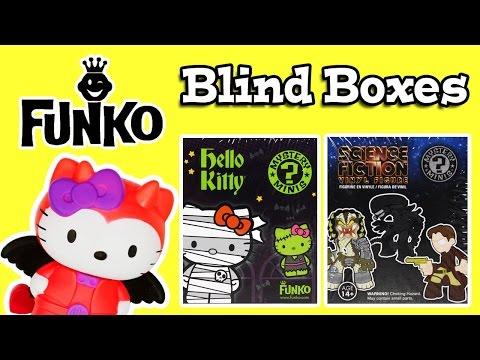Funko Mystery Minis - Hello Kitty & Science Fiction