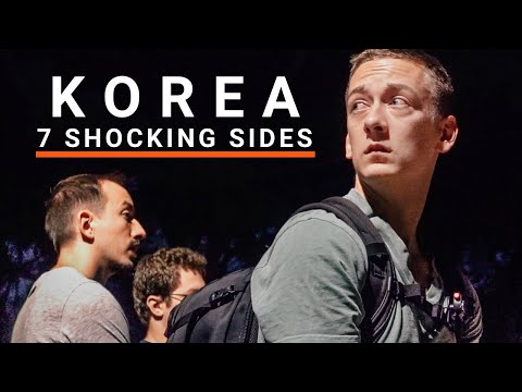 SEOUL Shocking Side - This Is What We Just Found Out 🇰🇷