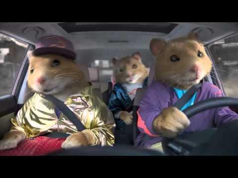 Kia Soul Commercial >> chipmunk car commercial - YouTube