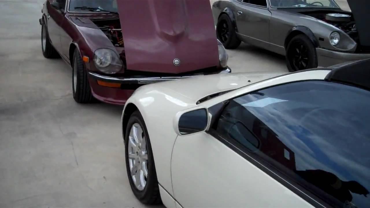 Louisiana Z Club Cars At Leblanc Nissan 370z 350z 240zx Youtube