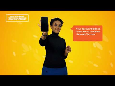 How To Borrow Airtime And Bundles Using MTN XtraTime #MTNTips