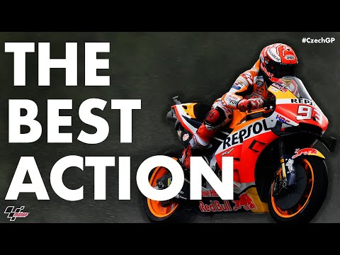 #CzechGP 2019: All of the Best Action