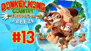 Donkey Kong Country : Tropical Freeze - Ils Sont Beaux Mes Fruits ! (Partie 13)