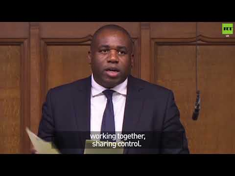 David Lammy: 'Total independence is a fantasy'