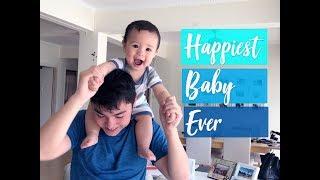 THE HAPPIEST DANCING BABY!!