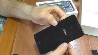 РЕМОНТ ДЛЯ ПОДПИСЧИКА: Смартфон Meizu M5 Note / Не реагирует на касания