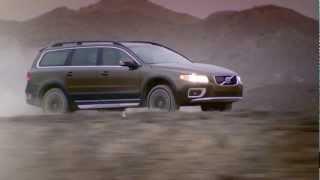Volvo XC70. Уроки фехтования в пустыне