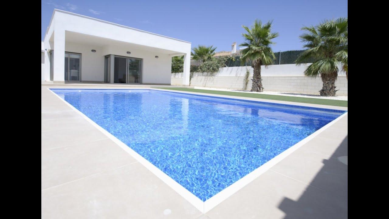 villa moderne piscine 266 000 youtube. Black Bedroom Furniture Sets. Home Design Ideas