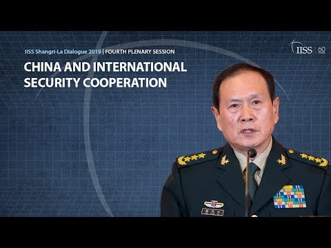 CHINA AND INTERNATIONAL SECURITY COOPERATION