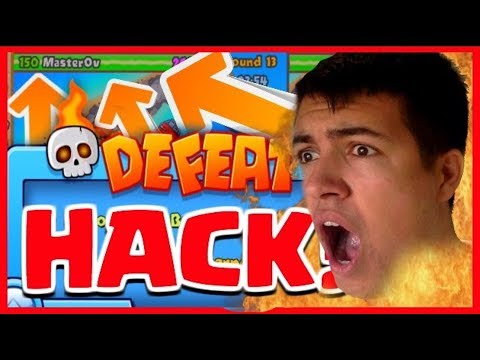 THIS IS A HACK! HOW DID THAT HAPPEN!? - Bloons TD Battles Gameplay - NEW Tournament Mode