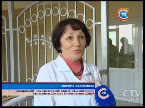 Больше комфорта для пациентов и врачей: завершают модернизацию Витебской детской областной больницы