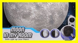 MOON IN MY ROOM UNBOXING & REVIEW