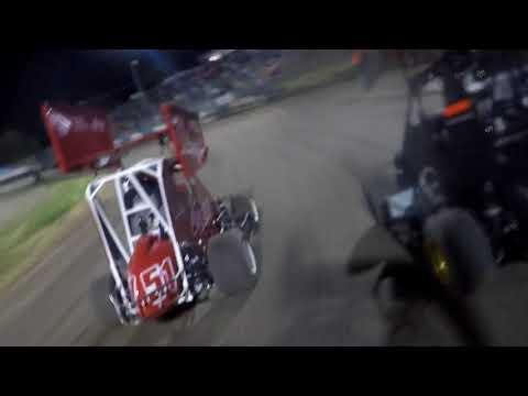 Plaza Park Raceway 4/20/18 Jr Sprint Main GoPro