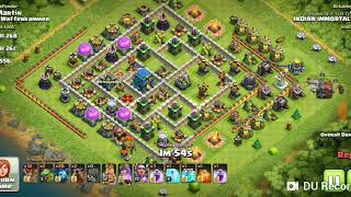 Electro dragon and lavaloon 3 star strategy best for push