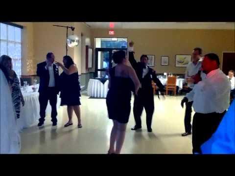 Advanced DJ & Karaoke Service performing at a Wedding ( Chicago Illinois Area )