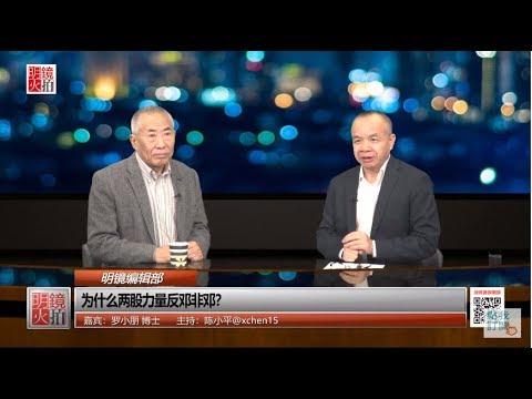 明镜编辑部 | 罗小朋 陈小平:为什么两股力量反邓?(20181129 第346期)