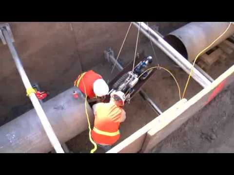 Gas Pipeline Inspection