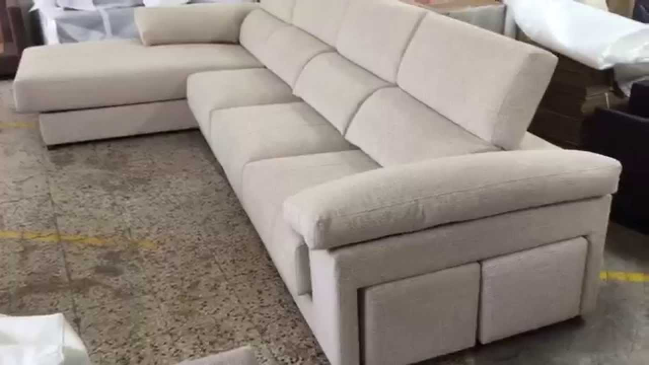 Fabrica sof s de sof s valencia youtube for Fabrica sofas madrid