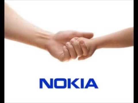 Nokia Startup Animation With Audio