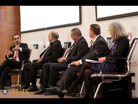 Oil and Gas Policy and Industry: AUIS Conference 21 Jan 2016