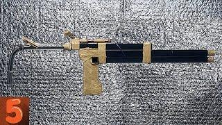 5 Deadliest Handmade Prison Weapons