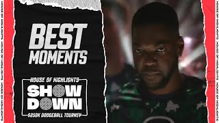 RDCWORLD BEST MOMENTS FROM THE $250,000 DODGEBALL TOURNAMENT | HOH SHOWDOWN