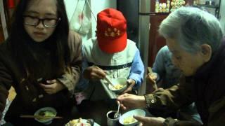[凱迪的家] 年夜飯日常對話記錄影片