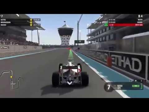 Let's Play F1 2016 Das Rennwochenende von Abu Dhabi