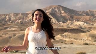 chinese melody - song by Shimon peres for the monkey year