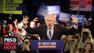 News Wrap: House of Commons approves Johnson's Brexit plan