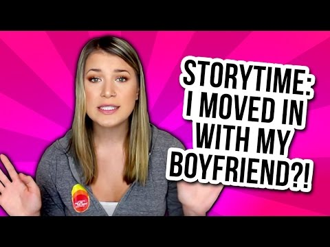 Storytime | I MOVED IN WITH MY BOYFRIEND?!