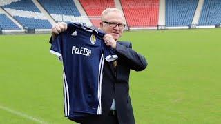 Сборная Шотландии меняет тренера