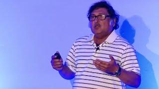 The Future of Learning | Sugata Mitra | TEDxNewcastle