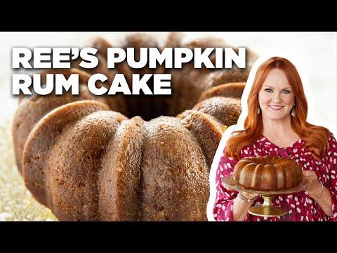 Ree-Drummonds-Pumpkin-Rum-Cake-The-Pioneer-Woman-Food-Network