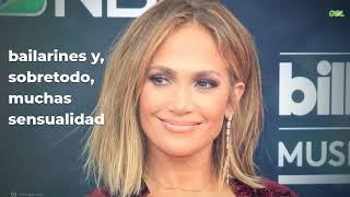 """El video íntimo de Jennifer López (""""¡Ni Shakira mueve así las caderas!"""") en la habitación..."""