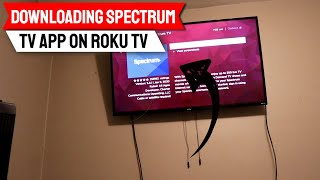 Spectrum TV App on Roku TV