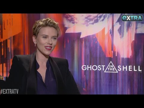 Did Scarlett Johansson's Daughter Approve of Her 'Ghost in the Shell' Transformation?