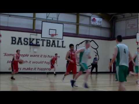PLYMOUTH RAIDERS ACADEMY V BROCKENHURST COLLEGE BASKETBALL CUP QUARTER FINAL