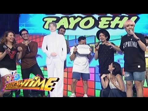 "It's Showtime: Who is ""Nimingho?"""