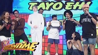 "Video It's Showtime: Who is ""Nimingho?"" download MP3, 3GP, MP4, WEBM, AVI, FLV Juni 2017"